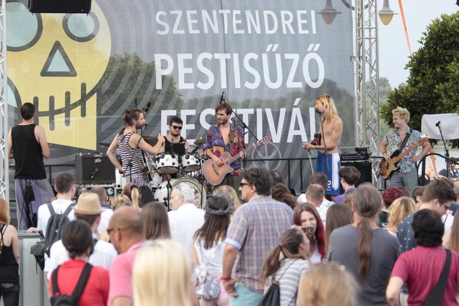 Pestisűző Fesztivál koncertek