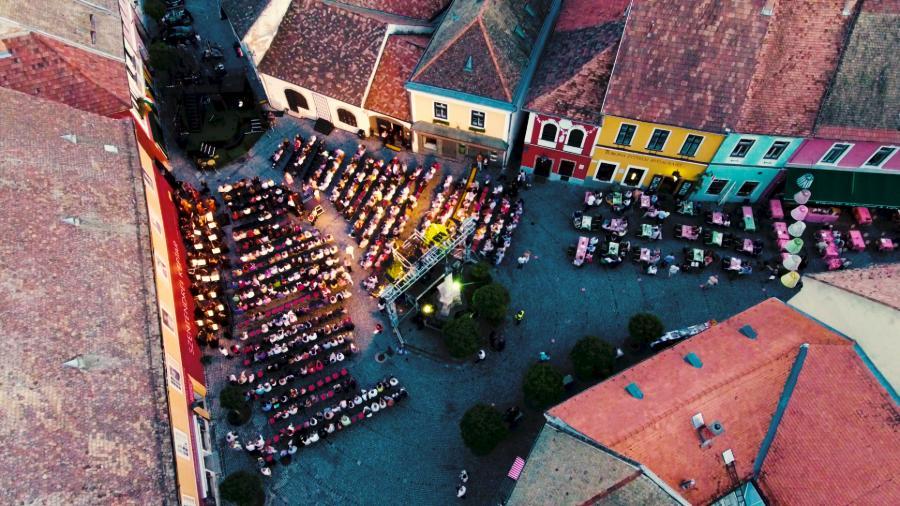 Teátrum, Szentendre
