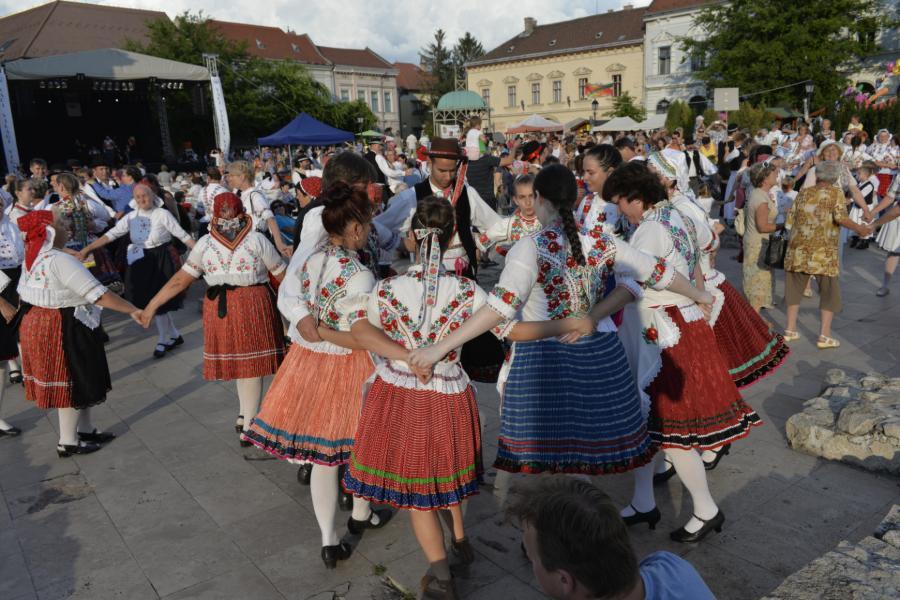 Váci Világi Vigalom, júliusi fesztivál