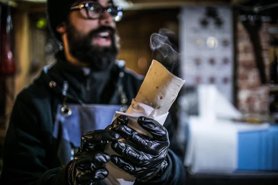 Füstölgő Sarok BBQ - WRAP