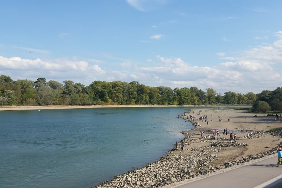 strandfejlesztések a Dunakanyarban