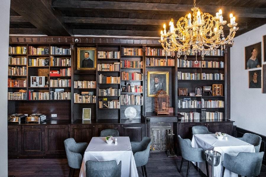 Mr. Görgey Art Hotel & Bistro Visegrád étterem