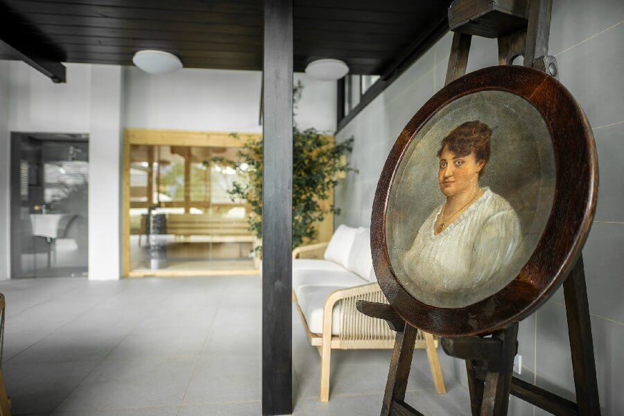 Mr. Görgey Art Hotel & Bistro Visegrád wellness