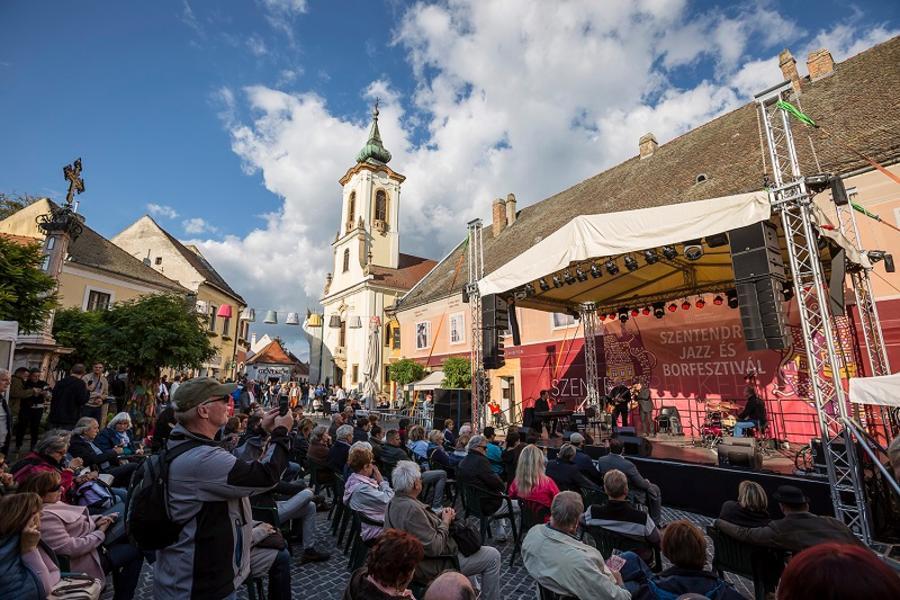 Szentendrei Jazz- és Bornapok