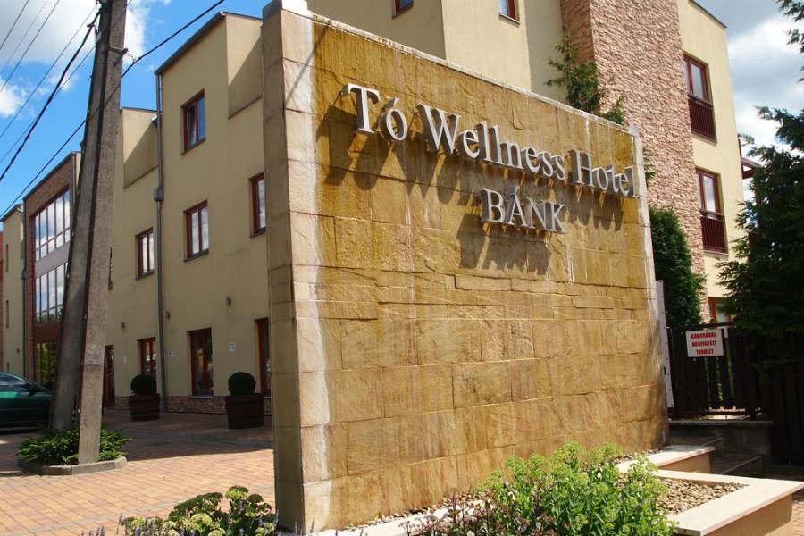 Tó Wellness Hotel Bánk