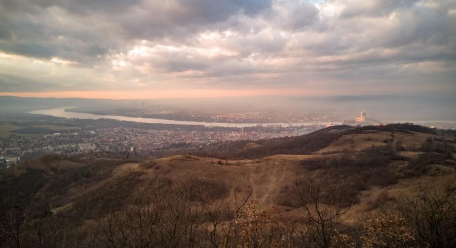 Vaskapu-hegy Esztergom