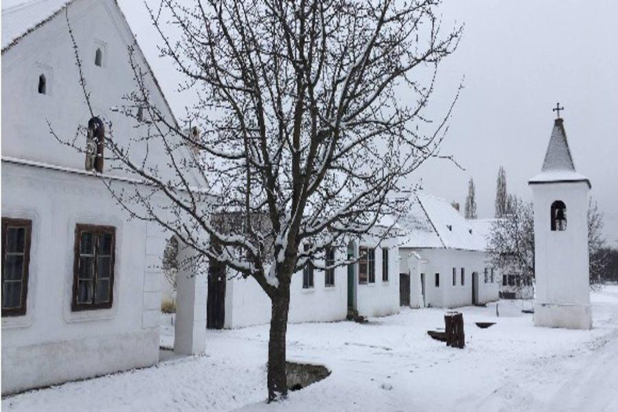 Adventi hétvégék, Szentendre, Skanzen