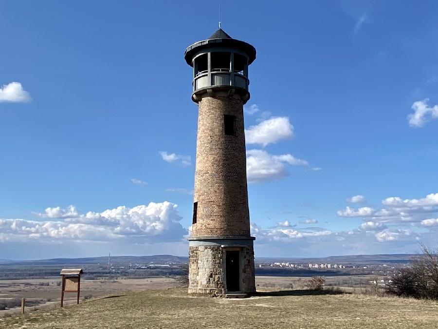Strázsa-hegyi kilátó Esztergom