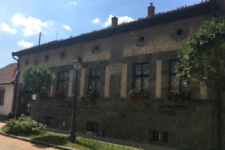 Börzsöny Múzeum Szob