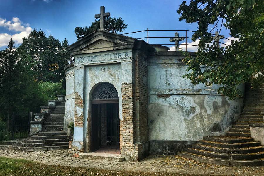 Kálvária kápolna Szob