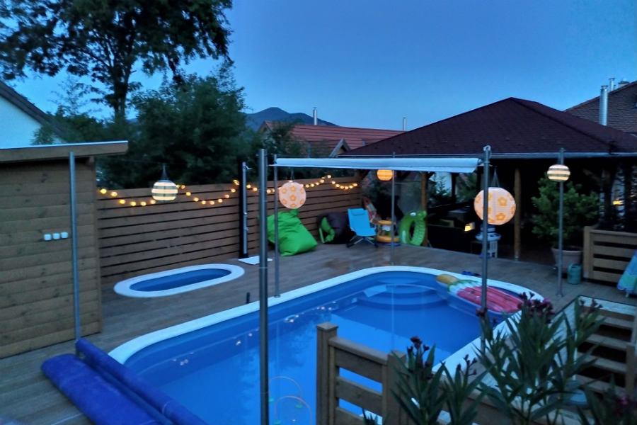 Villa Pilis - Pilismarót medencés szállás