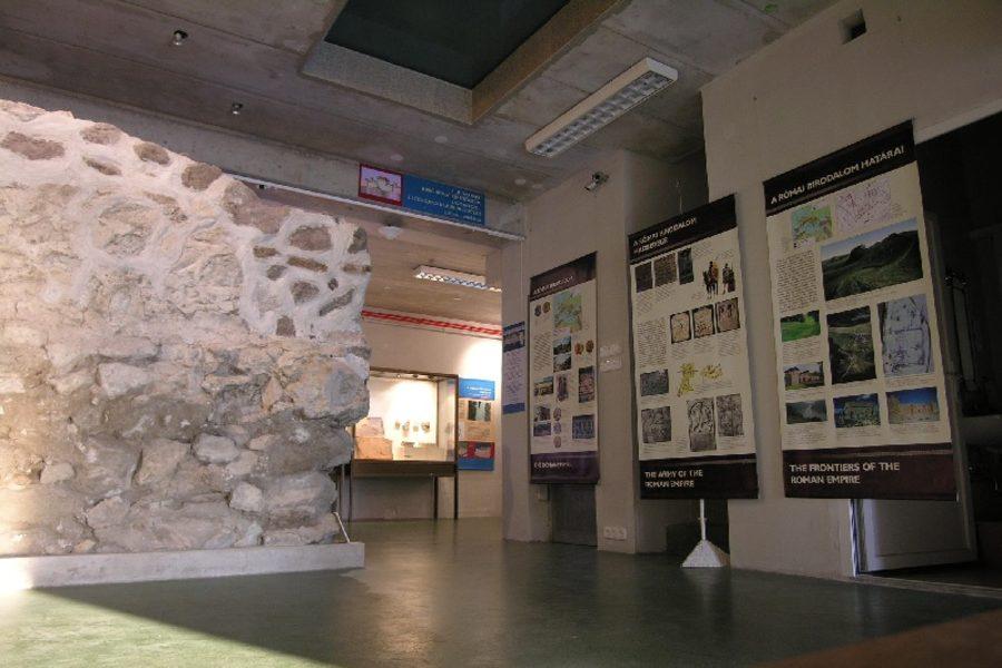 Késő-római Kikötőerőd Múzeum