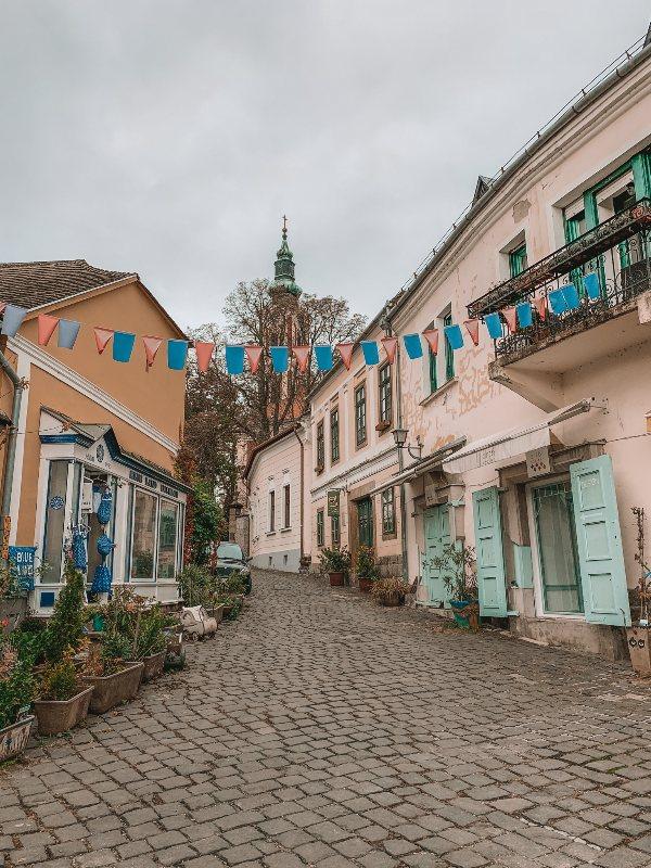 Szentendre belváros