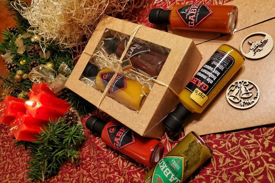 GaBko Chili karácsony