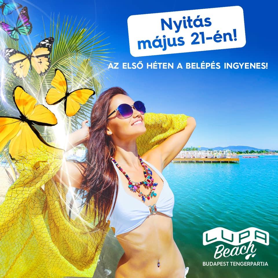 Lupa Beach 2021