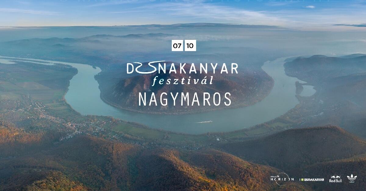 Dunakanyar Fesztivál Nagymaros 2021