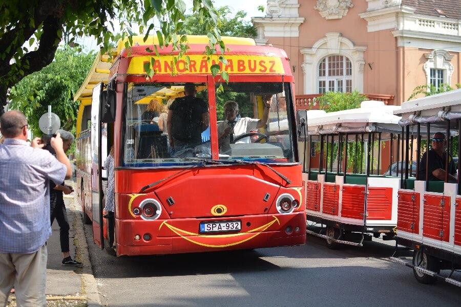 Panoráma busz