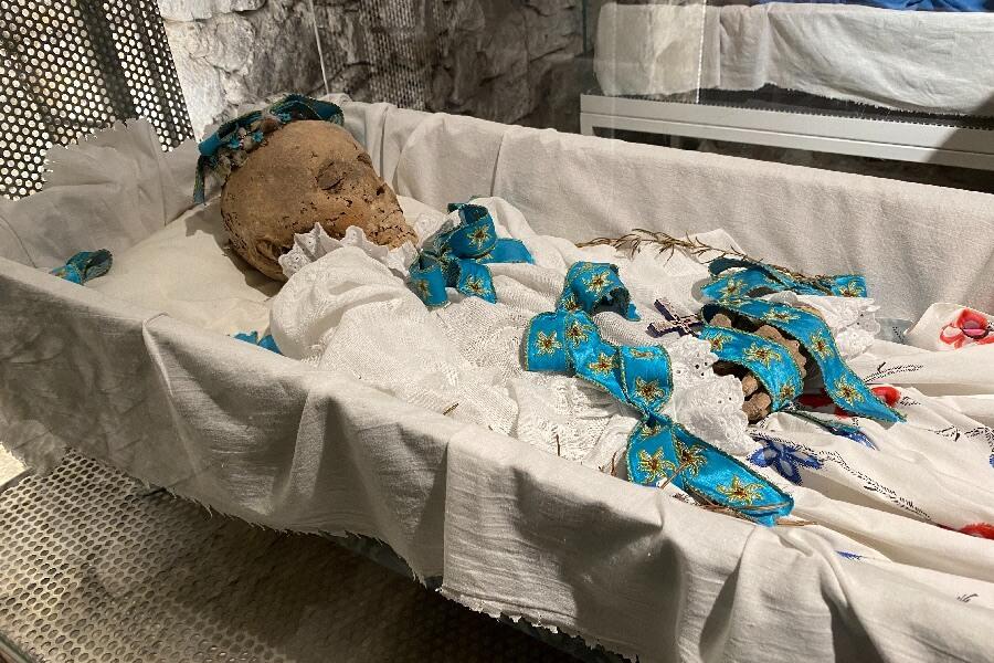 Váci múmiák - Memento Mori