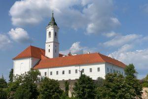 Váci Szent Kereszt ferences templom