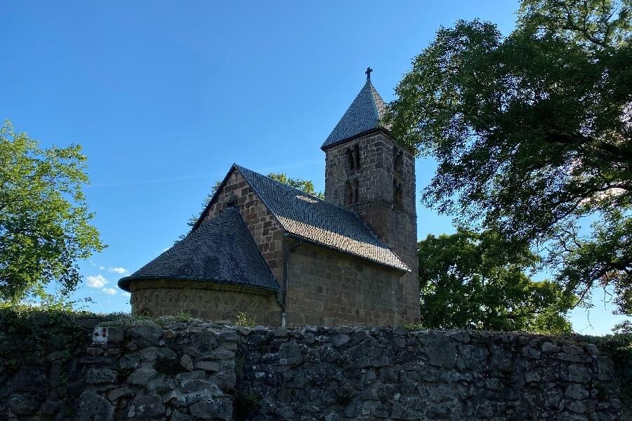 Szent István-templom Nagybörzsöny