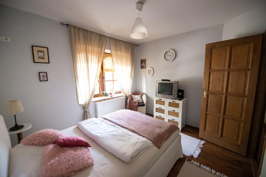 Patakház Nagybörzsöny hálószoba