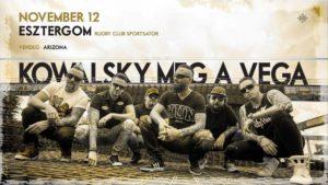Kowalsky meg a Vega koncert Esztergom