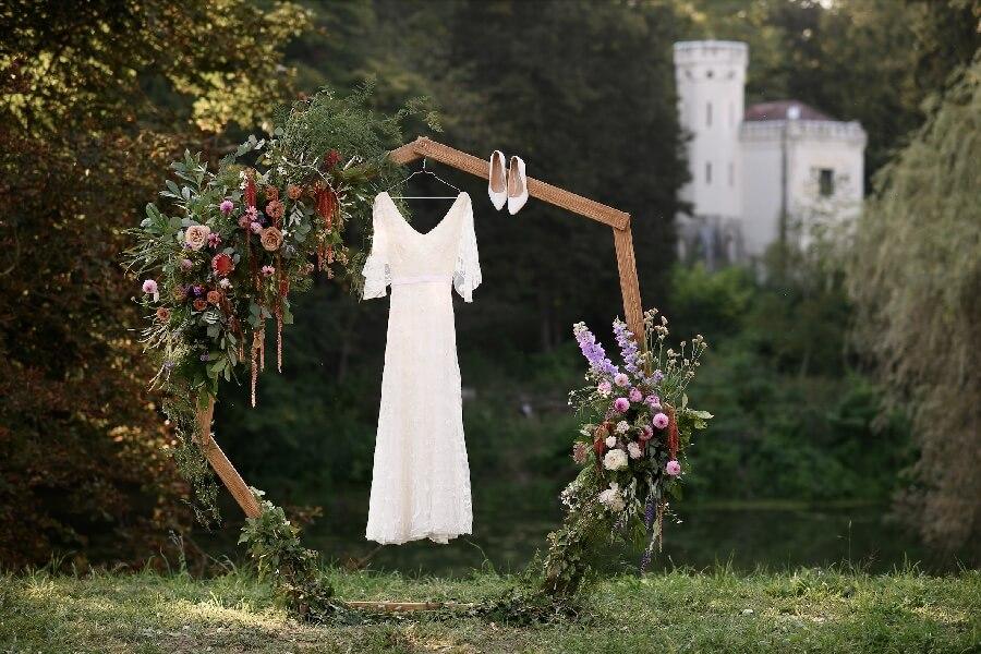 Malomkert Ökoturisztikai Központ - Szob esküvő