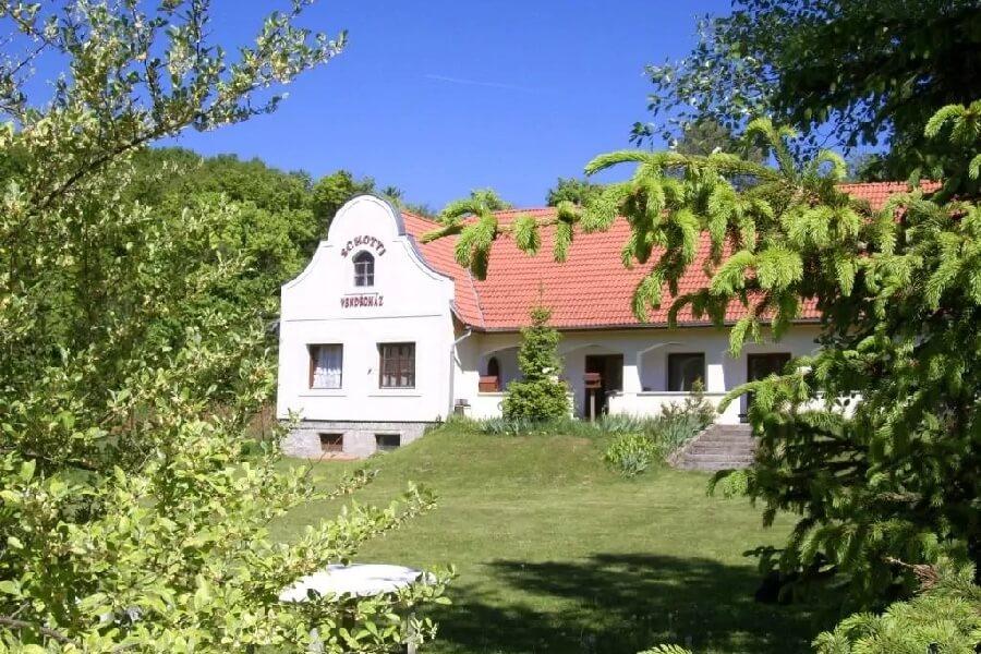 Schotti Vendégház Zebegény